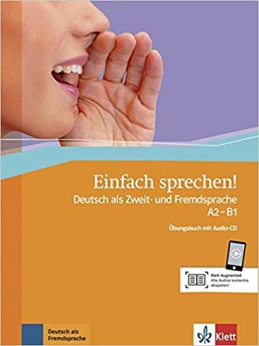 !Einfach sprechen کتاب آموزش آلمانی