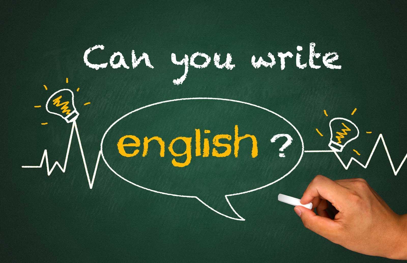 پیشرفت در املای زبان انگلیسی