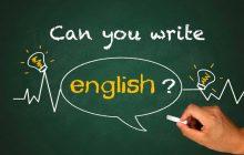 قوانین ضروری برای بهبود املای زبان انگلیسی