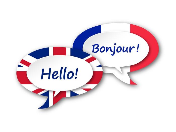 تفاوت های زبان فرانسه و انگلیسی در تکیهی صدا یا آهنگ