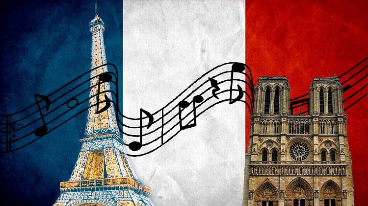 یادگیری زبان فرانسه با آهنگ