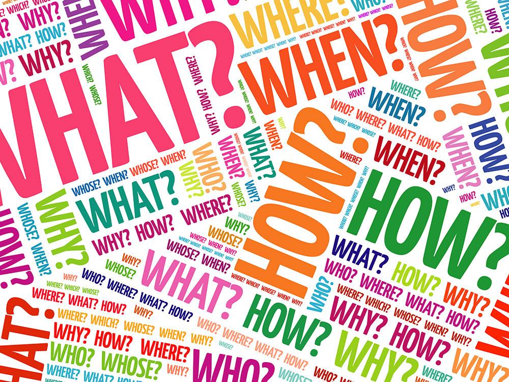 کلمات پرسشی در زبان فرانسه