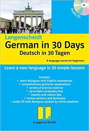 Deutsch in 30 Tagen کتاب آموزش آلمانی