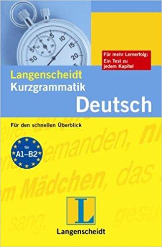 Kurzgrammatik Deutsch کتاب آموزش آلمانی