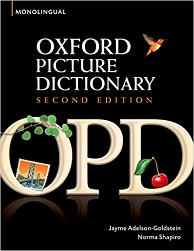 Oxford Picture Dictionary کتاب