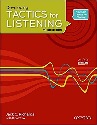 Tactics for Listening کتاب