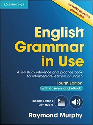 grammar in use کتاب