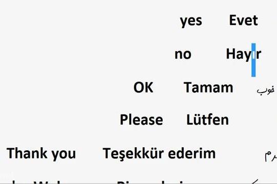 - ۳ Learn Turkish Language - Lesson 3[03-45-51]