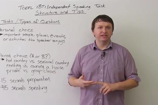 TOEFL iBT_ Independent Speaking Task – ۵ Ways to Succeed [360p][21-33-07]