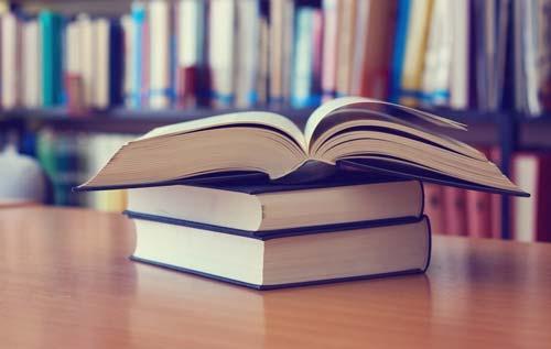 حجم زیاد کتاب های زبان